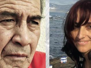 Els activistes Pedro Pantoja i Helena Maleno