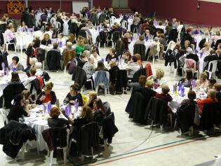 Sopar de dones de la edició de l'any passat