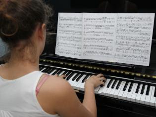 L'escola ofereix un ampli ventall d'opcions musicals