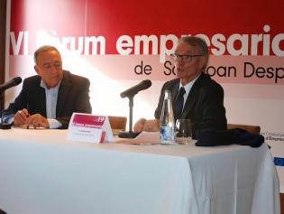 Costas va assenyalar que les empreses han de tenir ambició per créixer