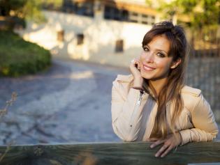 Gisela és la pregonera de la Festa Major 2017