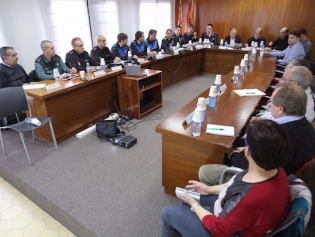 La Junta de Seguridad la componen los diferentes cuerpos policiales