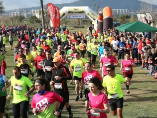 135 equips van participar a la Marató per equips