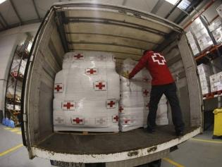 Sant Joan Despí col·labora amb Creu Roja Internacional