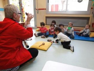 A Sant Joan Despí n'hi ha quatre escoles bressol