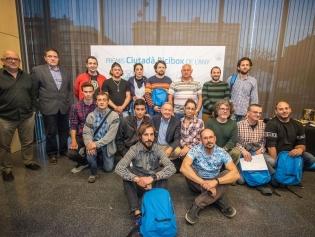 Guanyadors dels Premis Ciutadà Bicibox de l'Any
