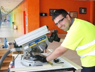 El año que viene se contratará más de un centenar de personas en planes de empleo  d'ocupació