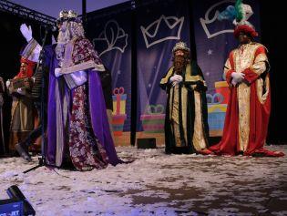 Els Reis Mags hi seran demà al parc de la Fontsanta