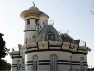 La Torre de la Creu, seu de l'Escola d'Idiomes Moderns