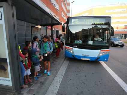 El transport públic no ha parat de créixer en els últims anys