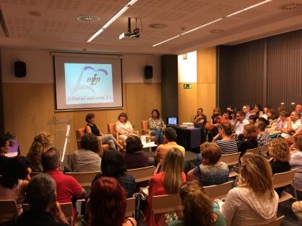 Presentació llibre 'La Memoria del Camaleón'