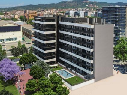 Nueva promoci n de 84 pisos de protecci n oficial en la - Obra nueva en sant joan despi ...