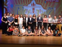 Los galardonados de los Premis Sant Joan Despí 2017