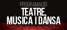 Programació teatre