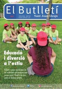El Butlletí 267, juliol 2016